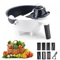 Accessoires de cuisine domestique  outils multifonctions  rape a decouper  Gadgets de cuisine  coupe et nettoyage des legumes simples et rapides  aide