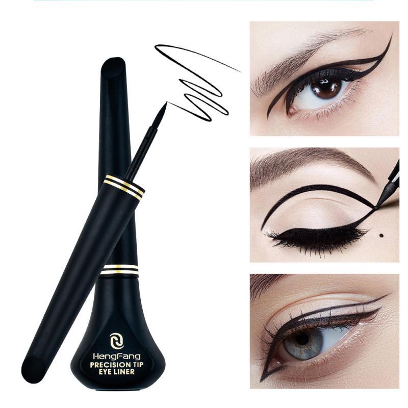 New Liquid Eyeliner Fast-dry Smooth Waterproof Liquid Eyeliner Eye Liner Pencil Pen Women Lady Makeu