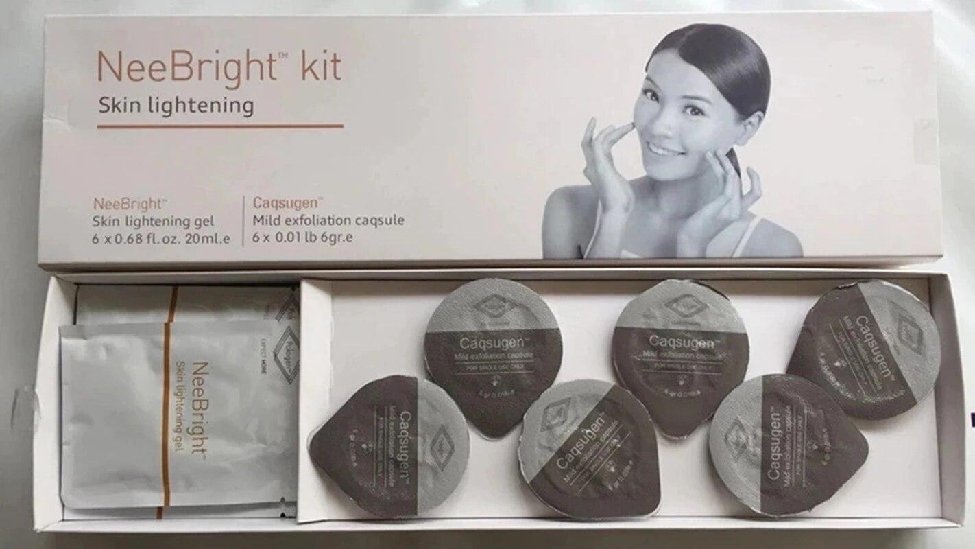 oxygen Capsugen skin rejuvenation gel skin lightening gel for sale enlarge
