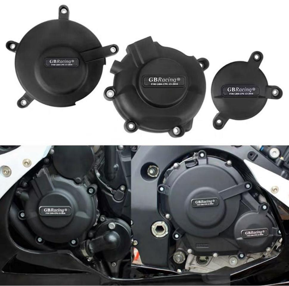 Motorcycles Engine Cover Protector Set Case for GB Racing for SUZUKI GSXR600 GSXR750 GSXR 600 750 2006-2015 K6 K8 K11