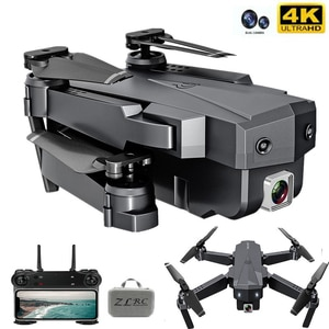 Профессиональный мини-Дрон 4K с HD-камерой, Wi-Fi, камерой Follow Me, Квадрокоптер FPV, умный Дрон, длительный срок службы батареи, стабилизация высоты,...