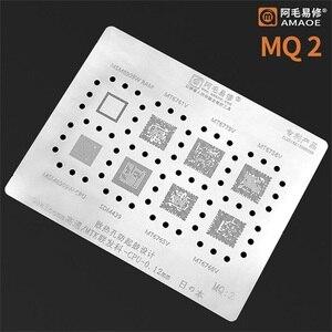 High quality BGA Reballing reball Stencil for MSM8909 W SDM439 MT6765V MT6768V  MT6761V MT6779V MT6758V
