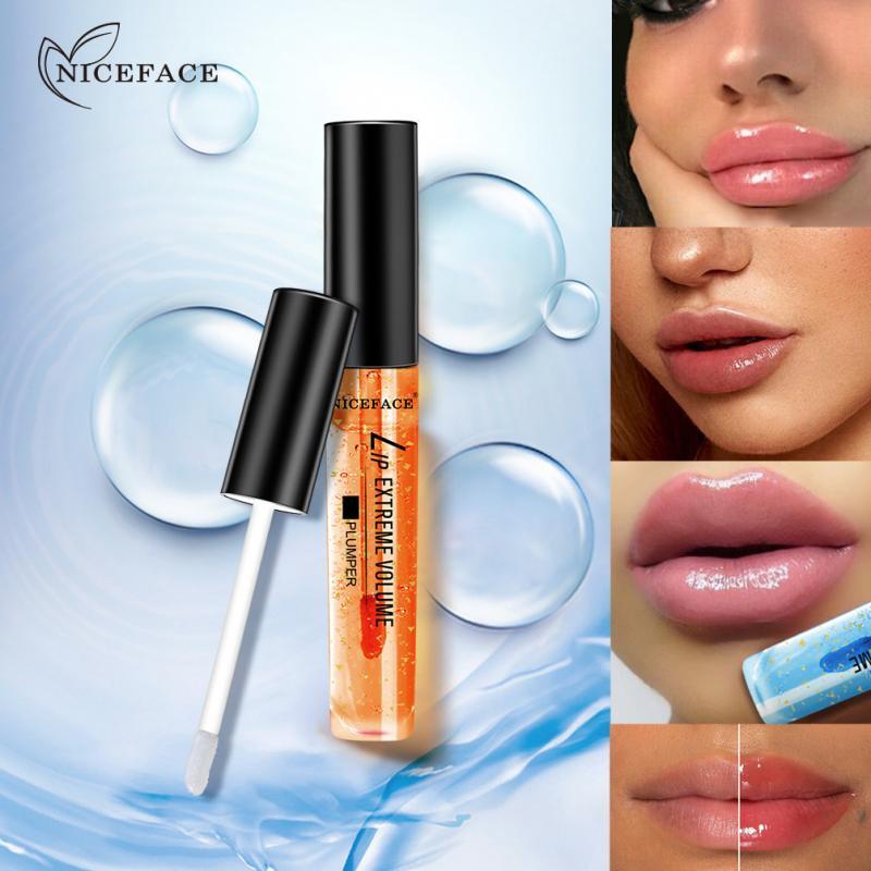 Brillant à lèvres riche réparation hydratante pour les lèvres réduit les ridules sur les lèvres