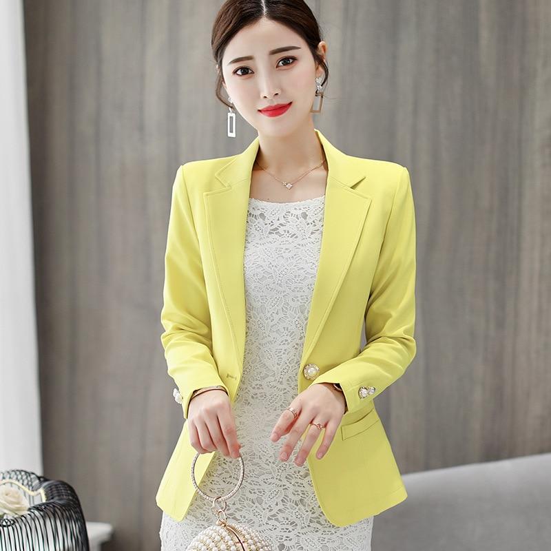 Женский приталенный Блейзер, Официальный женский офисный костюм для работы, женские куртки, пальто, куртки, элегантные куртки, Ka1205