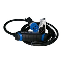 220V j1772 32A CEE evse cable ev cargador rápido evse Nivel 2 ev cargador