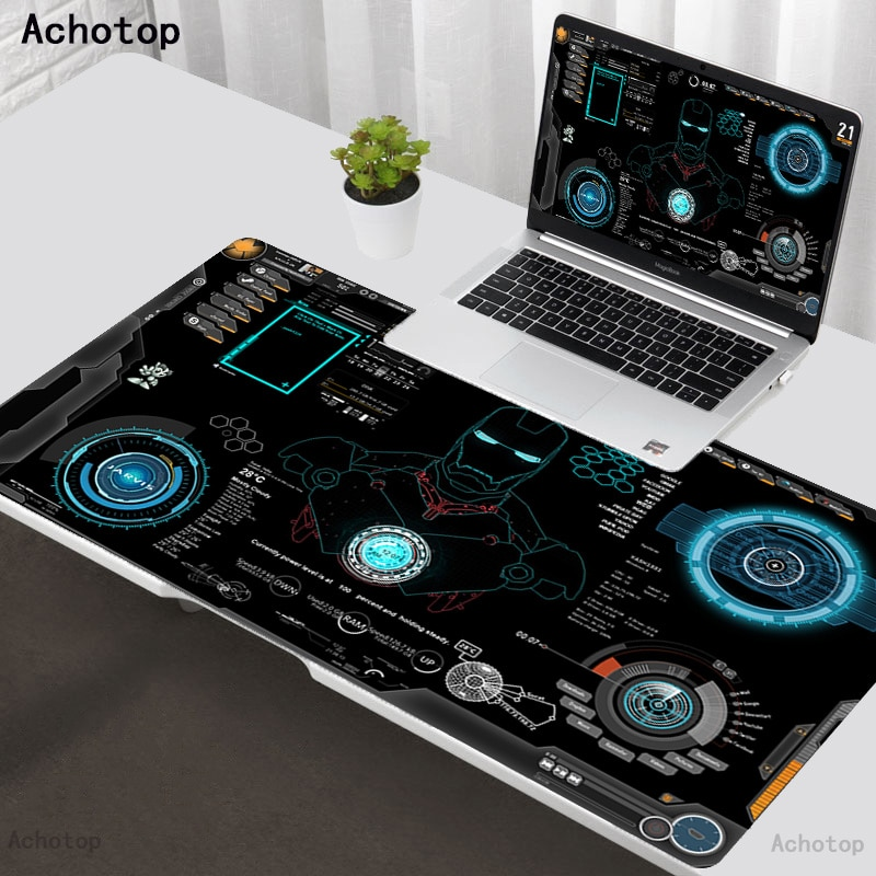 PC Mouse Pad XXL Mouse Pad Gamer Mousepad Computer Mat Desk Mat Large Mouse Carpet 40x90 Gaming Carpet For Mause Keyboard Pad