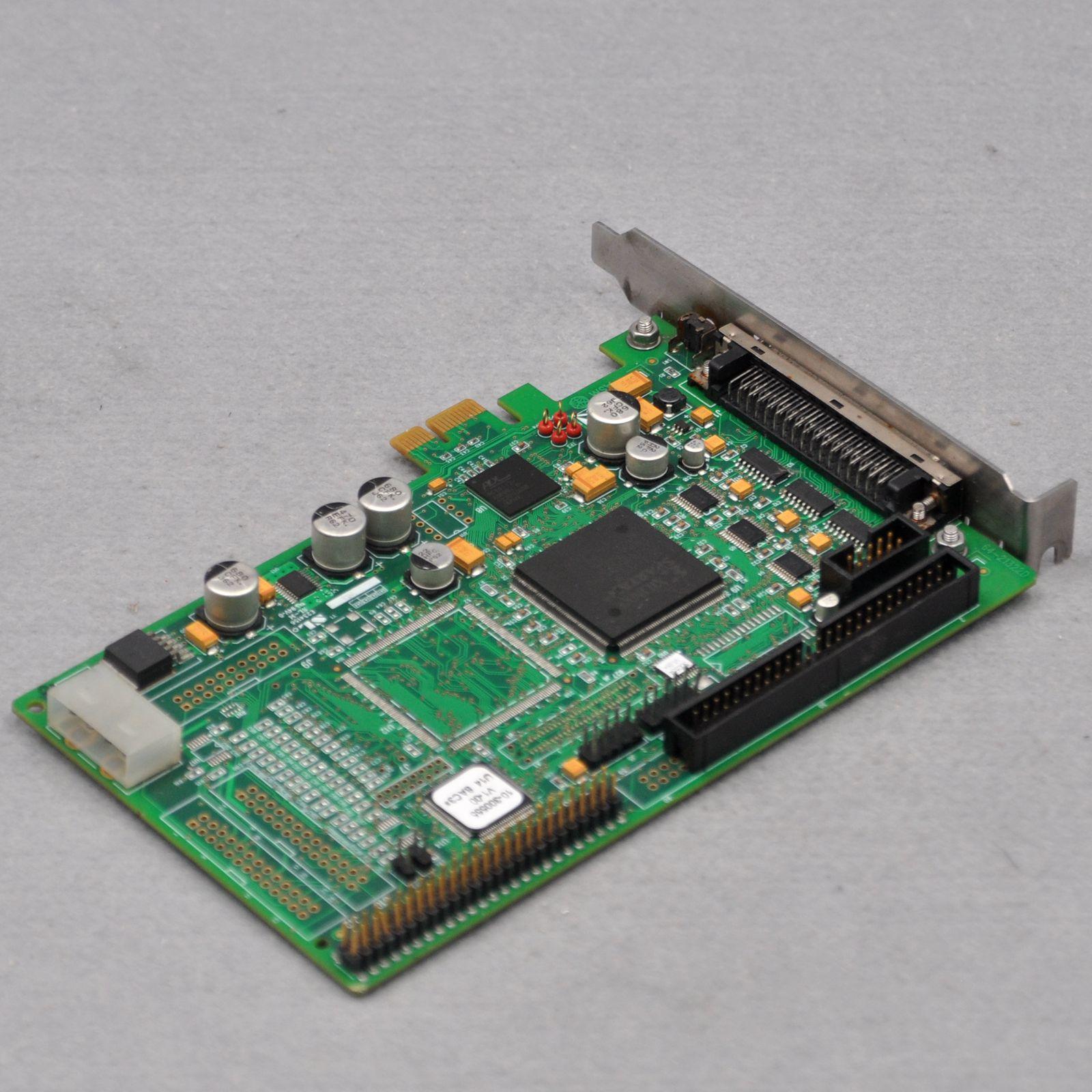 ASM 64-21322D Industrial Capture Card PCI Card