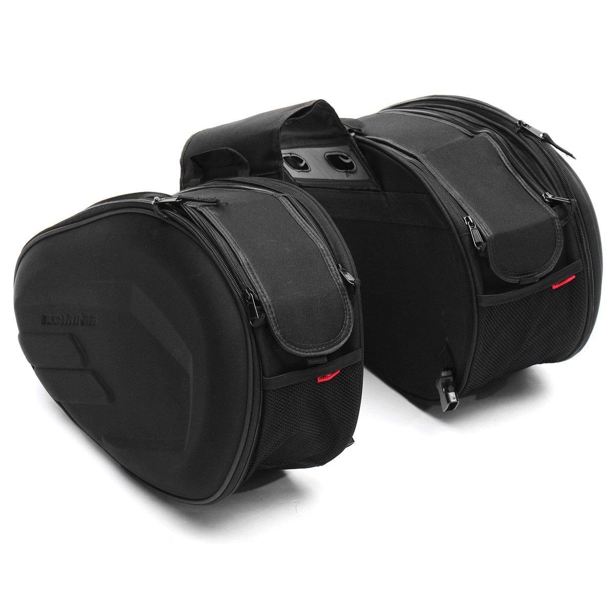 Bolso de Moto impermeable carrera de carreras casco de motocicleta bolsas de viaje maleta alforjas impermeable bolsa de asiento trasero de motocicleta Mochila Moto