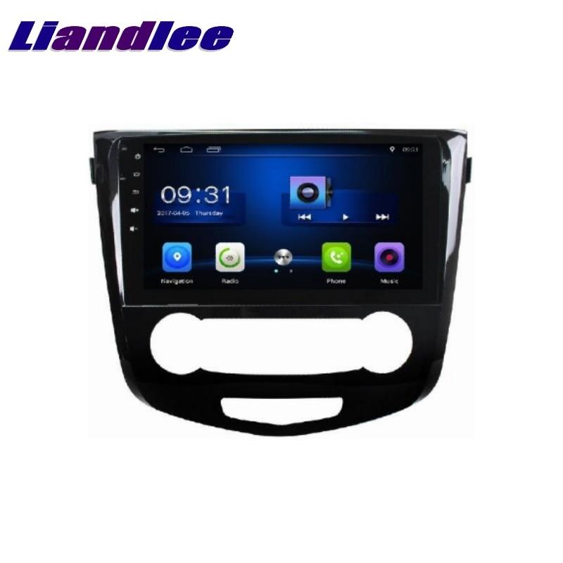Liandlee For NISSAN Qashqai 2013~2020 LiisLee Car Multimedia TV DVD GPS Audio Hi-Fi Radio Stereo Original Style Navigation NAVI