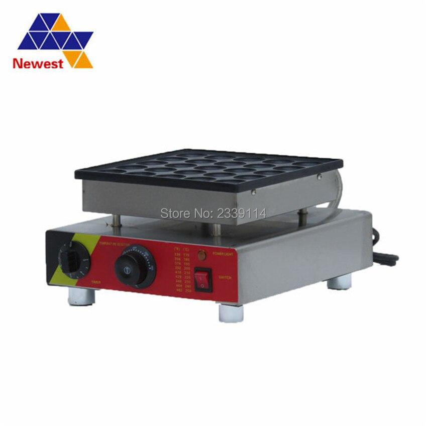 Waffle maker Electric Dutch Poffertjes Mini Pancakes Maker Machine Mini Poffertjes Grill