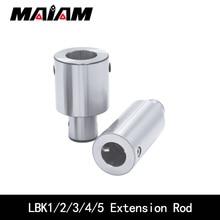 1 pièces LBK rallonge pour MT BT30 BT40 LBK1 LBK2 LBK3 LBK4 LBK5 LBK6 porte-outil pour EWN alésage fin RBH tête dalésage grossier