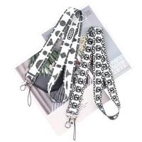 fd0704 viking fashion keychain belt phone lanyard key id card usb badge holder diy lasso lanyarde gift for friends