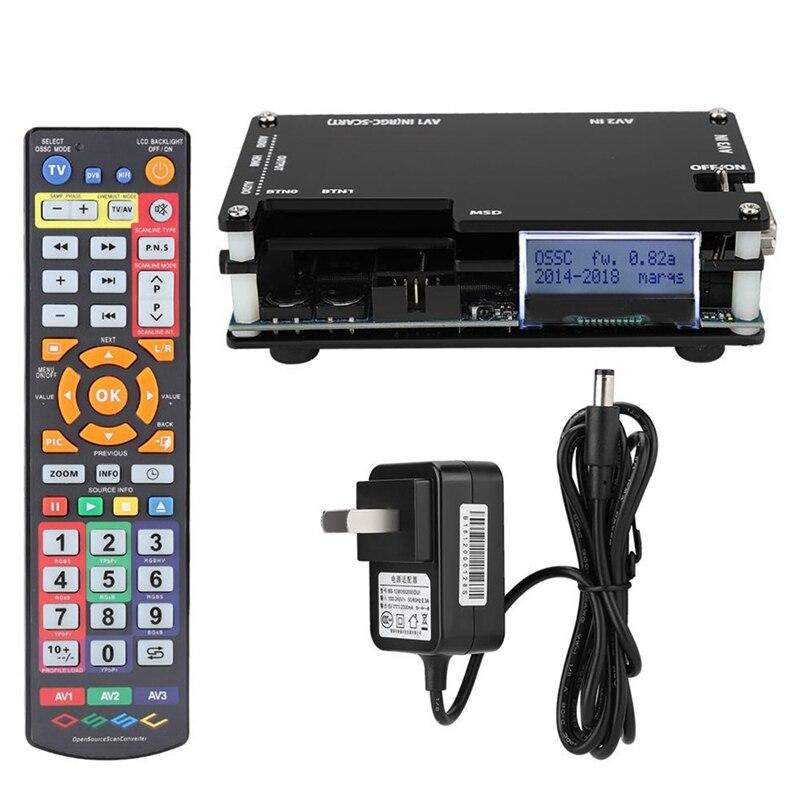 DuraPro-Kit convertidor OSSC HDMI para consola de juegos Retro, convertidor de escaneo...
