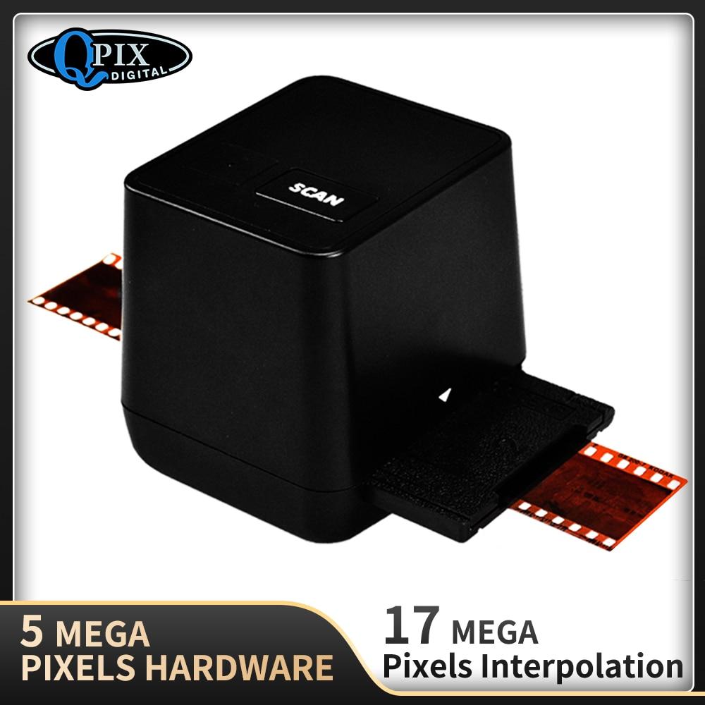 उच्च संकल्प फिल्म स्कैनर स्कैन और कैप्चर 17.9 मेगापिक्सेल 135 स्लाइड और फिल्म कनवर्टर 35 मिमी नकारात्मक फिल्म स्कैनर