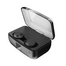 Bluetooth 5.0 Wireless Earphones Mini TWS Earbuds Cordless Twins Stereo IPX8 Sports Swimming Headset 3000MAh Charging Box