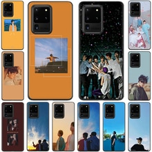 KPOP Euphoria Jungkook Silicone Case for Samsung S10 Note 10 Lite S20 Plus Ultra A01 A11 A21 A41 A51 A71 A81 A91