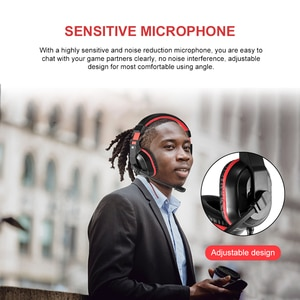 DT-2699G Headphone Wired Earphone Gaming Headphone For Xbox One Headset With Microphone For Ps4 Playstation 4 Mobile Phone