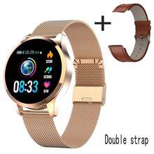 Q9 montre intelligente étanche GPS Distance suivi Bluetooth Smartwatch hommes moniteur de fréquence cardiaque Fitness Tracker Q8 Bracelet Android IOS