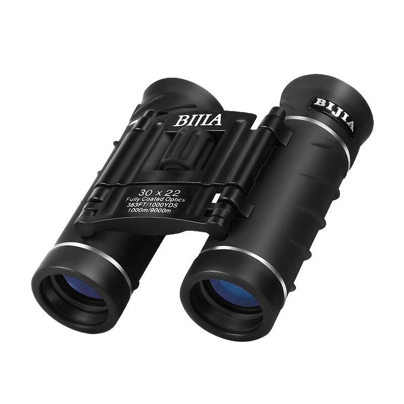BIJIA Roof BAK4 30x22 1000 / 6000M binoculares prismáticos binoculares de visión nocturna para avistaje de aves en la playa