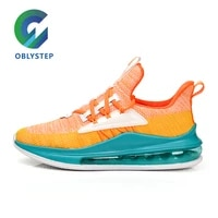 oblystep air cushion sneakers for mens breathable casual shoes running sports shoes fashion jogging shoes