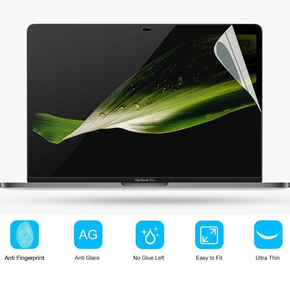 KK i LL dla Apple Macbook nowy Air 13 cal A1932/Pro 13 A1708 touch bar A1706 A1989 kryształ folia ochronna lcd osłona ekranu