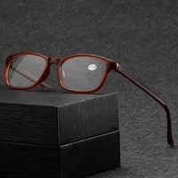 vintage classic women reading glasses square presbyopic eyeglasses anti blue light female men hyperopia reads glasses diopter
