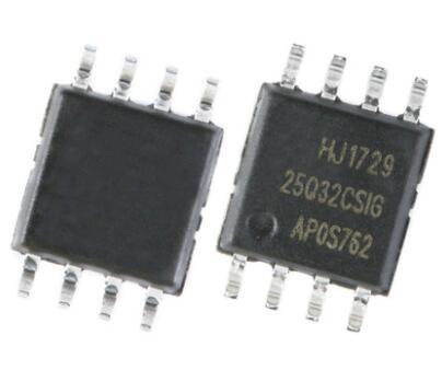 GD25Q32CSIG 25Q32CSIG SOP-8 32Mbit SPI FLASH IC NOVO