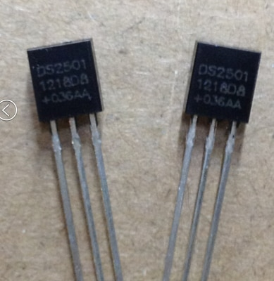 1pcs/lot DS2501 2501 TO-92 In Stock