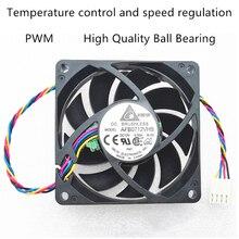 Оригинальный вентилятор охлаждения Delta 7015 70*70*15 мм 70 мм AFB0712VHB DC12V 0.55A PWM AMD CPU вентилятор охлаждения 4PIN PWM
