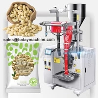 small industry machine factory price sachet almond nuts granule automatic packing machine