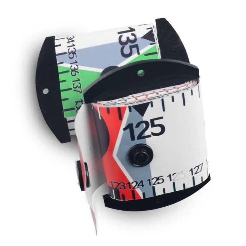 Regla de medición de peces resistente al agua de 138cm X 5cm, cinta de medición de peces precisa, cinta de medición de pesca de PVC, medición con regla, también aparejos