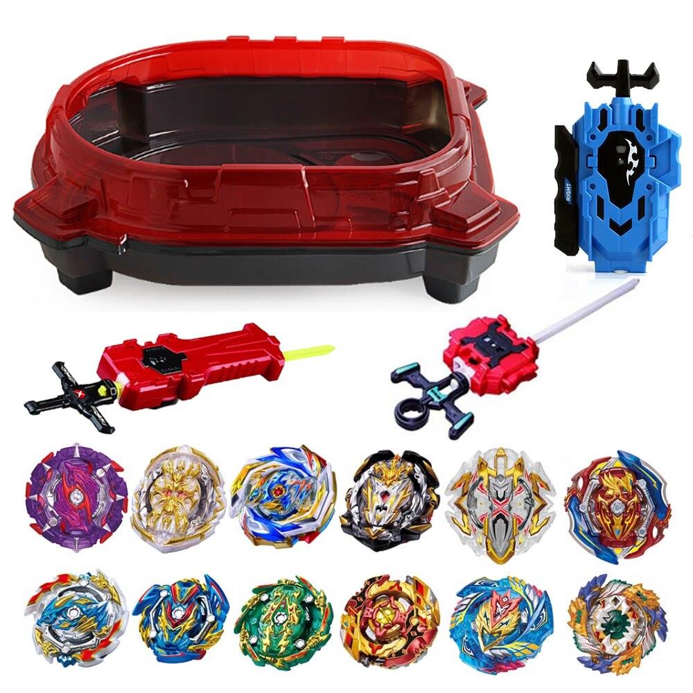 Nueva Arena Beyblade Beystadium ráfaga evolución estadio batalling Top Arena para el mejor juego Gyro Disk Bayblade juguetes de plástico 87870