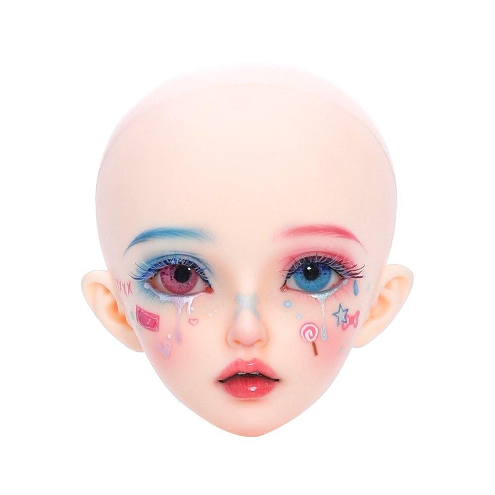 BJD Face Make up Fee Resin Doll Professional Makeup Bjd doll ball jointed doll make up
