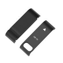 Pour GoPro Hero 8 Sport caméra batterie couvercle Rechargeable couvercle latéral en plastique batterie couvercle pour GoPro Hero 8 Sport caméra accessoires