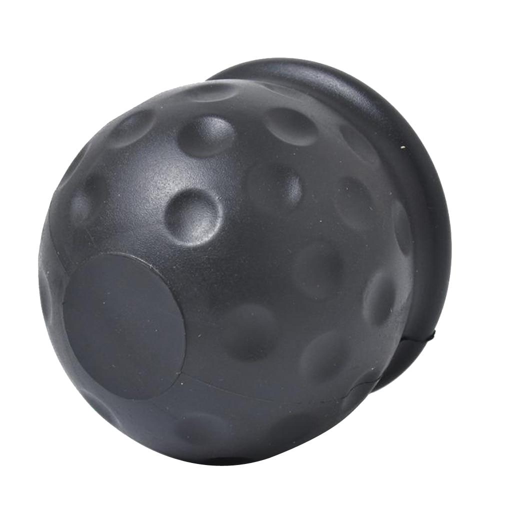 Perfeclan Towing Hitch Towball Cap cubre 2 pulgadas Simple Tipo de empuje
