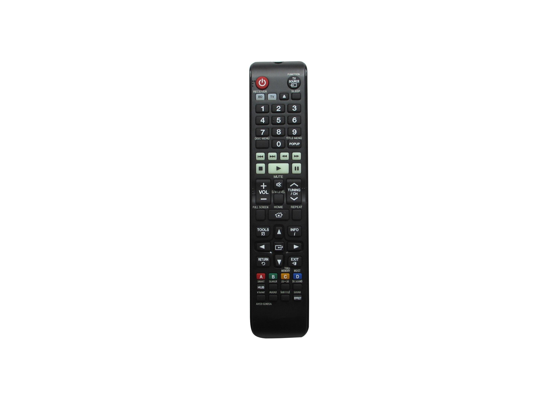 Control remoto para Samsung HT-E5530 HT-E5550W HT-E6500 HT-ES6200 HT-ES6550W HT-E6550W HT-E6750W HT-E8200 DVD casa teatro sistema