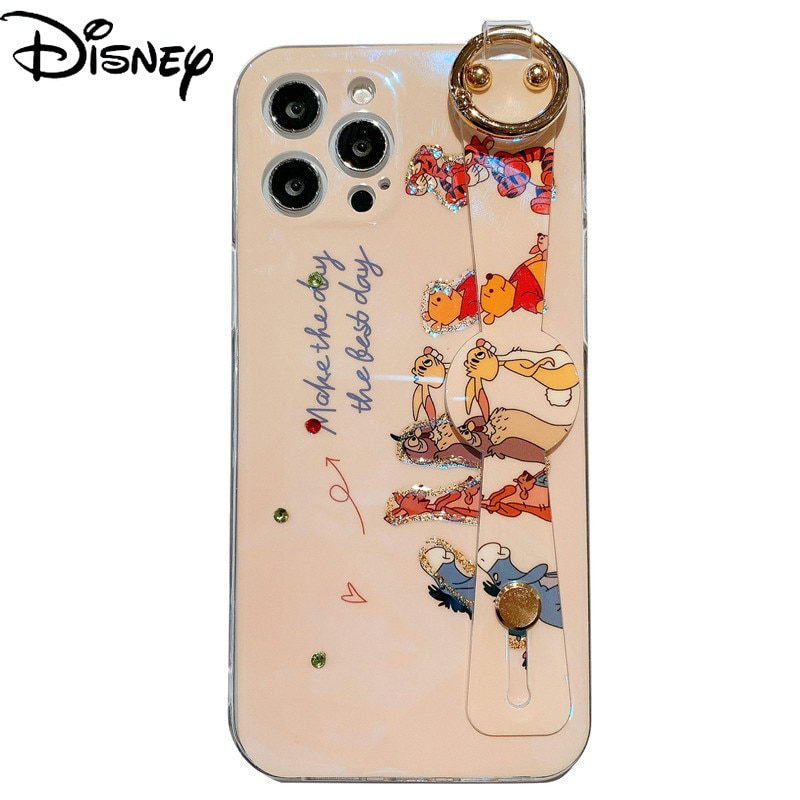 Disney for IPhone11ProMax Mobile Phone Case 7 / 8Plus / XR / SE Mobile Phone Case for Iphone 11 Mobile Phone Case  - buy with discount