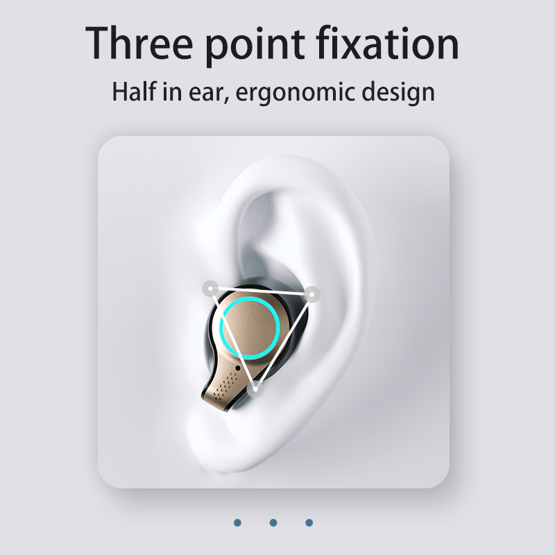 5.1Tws Wireless Headphones For Honor Huawei Bluetooth Earphone Sports Earbuds Gaming Headset with Mic for Xiaomi Redmi Airdots 2 enlarge