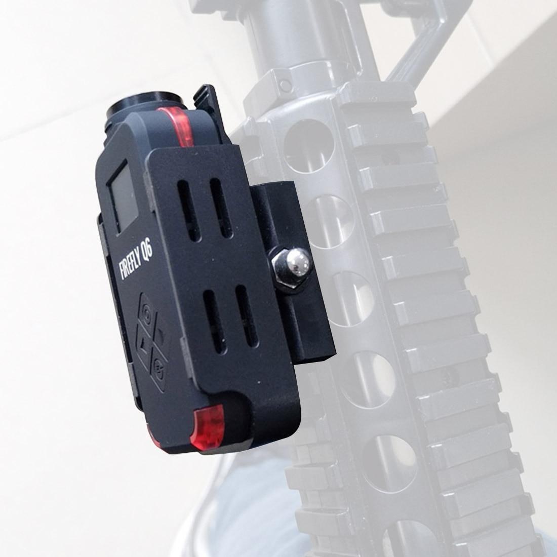 ホークアイホタル Q6 エアガン 1080 1080P/4 18K HD 多機能スポーツカメラアクションカム Fpv レーサー部分レースドローン