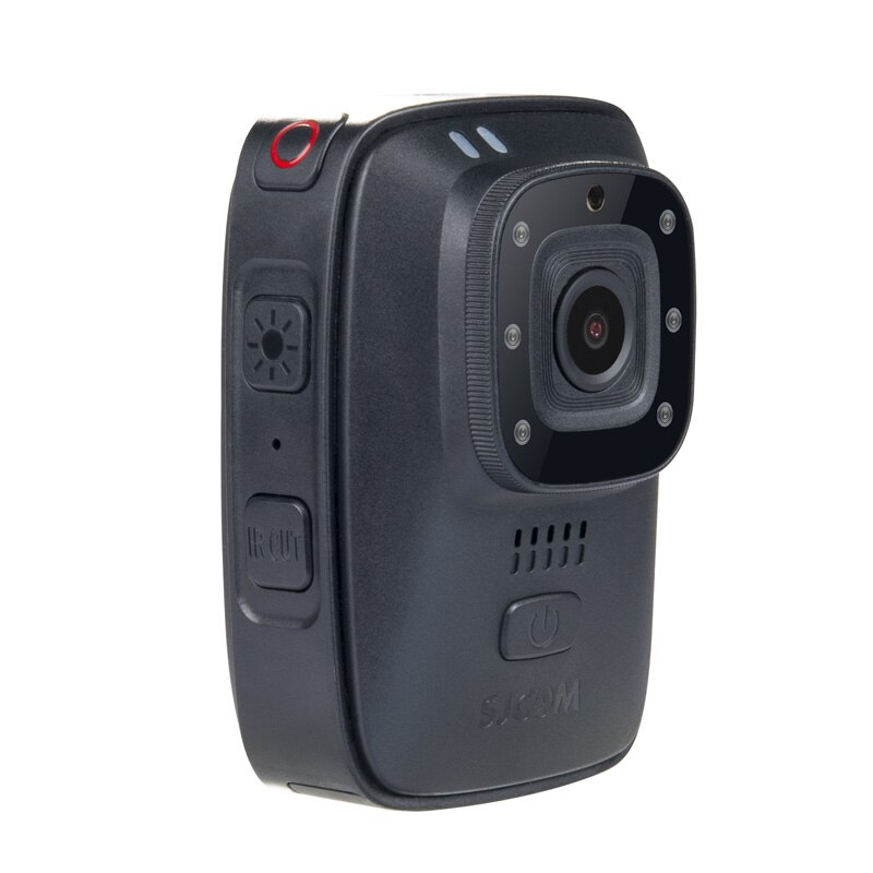 SJCAM A10 Body Camera Portable Wearable Infrared Security Camera IR-Cut Night Vision Laser Positioning Action Camera
