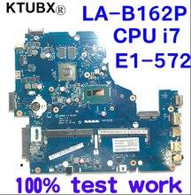 For ACER E1-572 E1-572G E5-571 E5-571G notebook motherboard Z5WAH LA-B162P LA-B991P CPU i7 4510U with GPU 100% test work