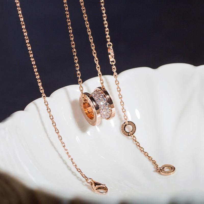 Nuevo collar de alta calidad Real S925 Delgado colgante para cintura joyería fina de moda collar colgantes conjunto de cadena belleza accesorios de moda joya