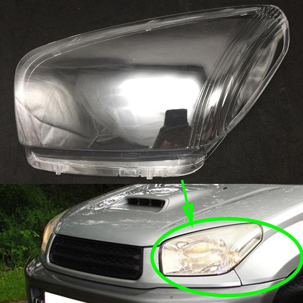Headlight Lens For Toyota Rav4 2001 2002 2003 Headlamp Cover Car Replacement  Auto Shell Headlight Repair