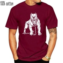 Shirts   PITBULL   Herren T Shirt NEUE HUND SCHLECHTE HUND T-Shirts    -