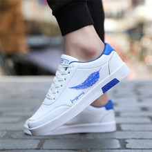 Sneakers For Men Casual Shoes Leather Lace-up Mens Trainers Breathable Male Shoes Walking Footwear Z