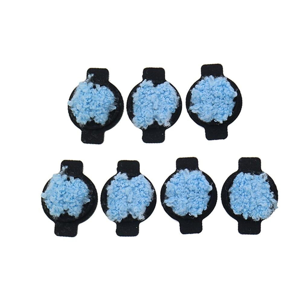 7 шт. замена воды фитиль Кепки комплект для iRobot Braava 380 380 т 320 мята 4200 4205 5200 5200C Запчасти для робота-пылесоса