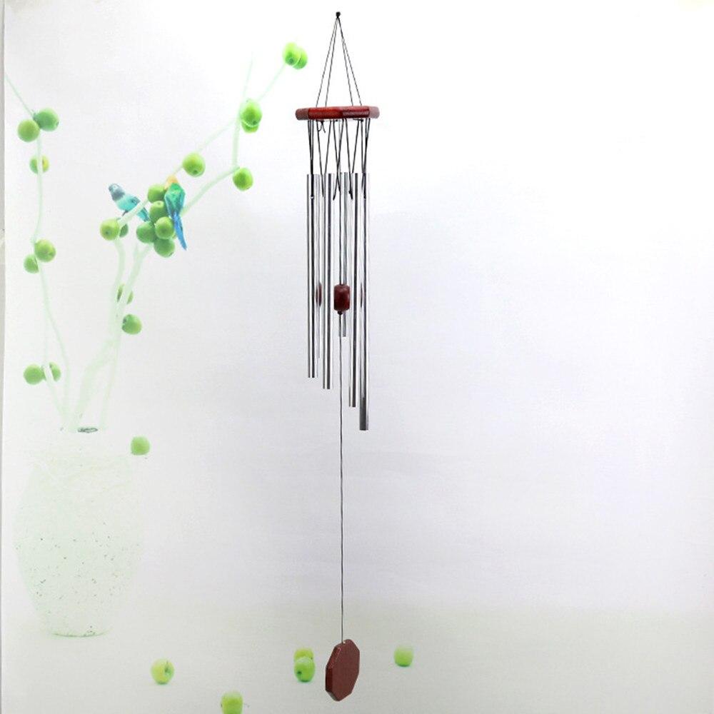 Para exterior, viento adorno en forma de campanas hogar colgante manualidad para...