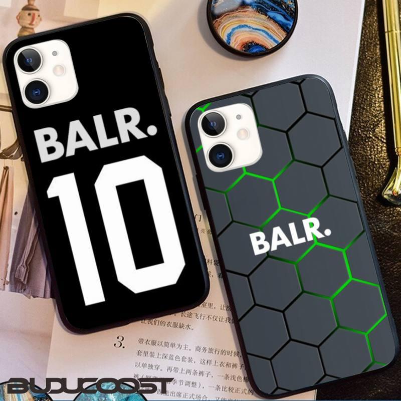 CUCI BALR brillo marca pintado funda para teléfono para iphone 11 Pro11 Pro Max X XS X XR XS MAX 8plus 7, 6splus 5s se 7 caso plus