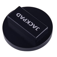 beler Billet Aluminum Avoid-damage High Pressure Floor Jack Pad Adapter Frame Protector Anodized Billet Aluminum fit for BMW