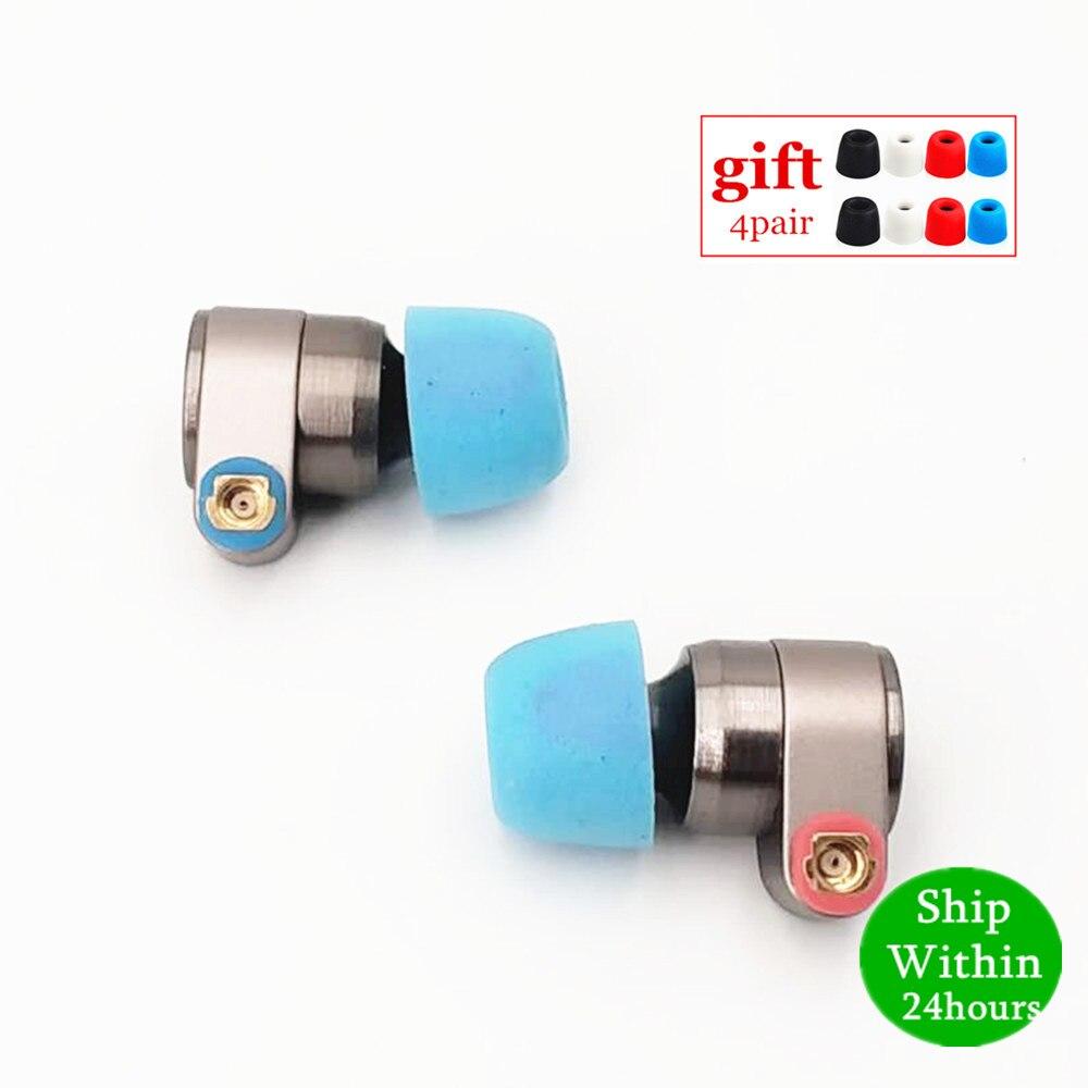 Наушники TINHIFI T2 с двойным динамическим приводом HIFI, наушники с басами, DJ металл, 3,5 мм, наушники-вкладыши, наушники с MMCX, оловянные, T2, T3, T4